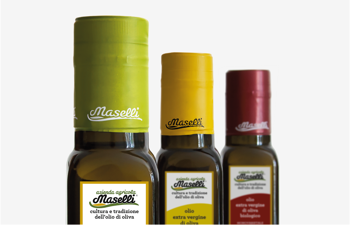 Packaging Olio delle Murge